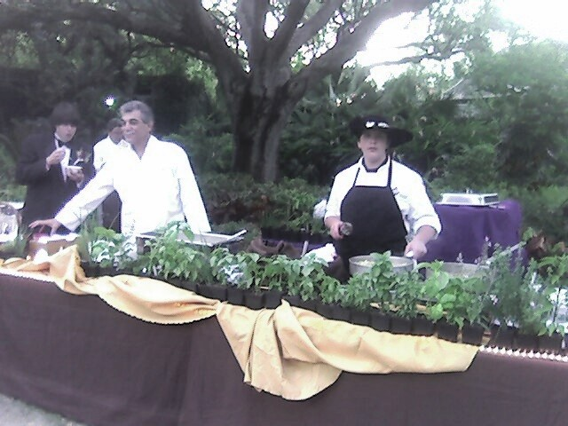 Chef Ricky and Laurent ZtD 2005