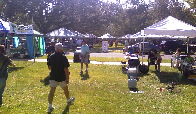 Tulane Homecoming Festival Grounds