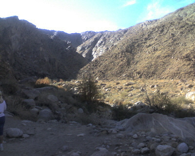 Mouth of Tahquitz Canyon