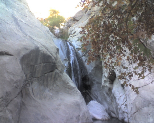 Tahquitz Canyon Falls, Palm Springs, Hike Trail