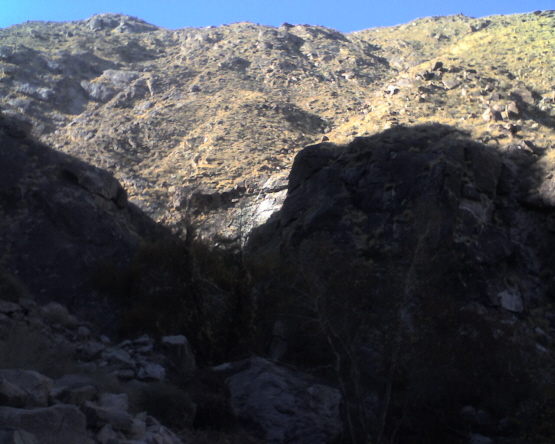 Tahquitz Canyon, Palm Springs, Hike Trail